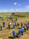 Landwirtschaftliche Messe Lizenzfreies Stockfoto