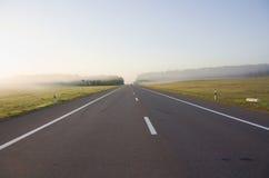 Landwirtschaftliche Straßen Stockfotografie