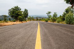 Landwirtschaftliche Straßen Lizenzfreie Stockfotografie
