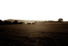 Landwirtschaftliche Szene Stockbilder