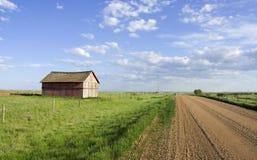 Landwirtschaftliche Szene Stockfotografie