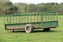 Landwirtschaftlicher Ackerwagen Lizenzfreie Stockfotografie