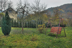 Landwirtschaftlicher Garten stockfoto