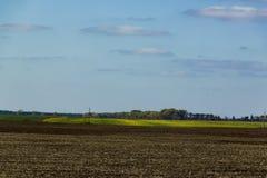 Landwirtschaftlicher Herbst Lizenzfreie Stockbilder
