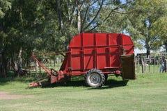 Landwirtschaftlicher Schlussteil Lizenzfreie Stockfotografie