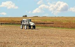 Landwirtschaftlicher Sprüher Stockfotografie