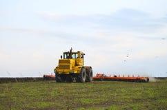 Landwirtschaftliches Auto Stockbild