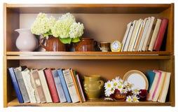 Landwirtschaftliches Bücherregal lizenzfreie stockbilder