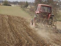 Landwirtschaftliches Dänemark Lizenzfreies Stockbild
