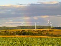 Landwirtschaftliches Deutschland Lizenzfreies Stockbild