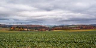 Landwirtschaftliches Deutschland Lizenzfreie Stockfotografie