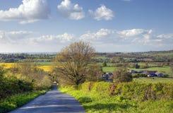 Landwirtschaftliches England Stockfotos
