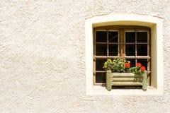 Landwirtschaftliches Fenster Stockfotografie