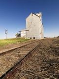 Landwirtschaftliches Gebäude. stockbilder