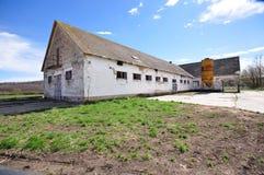 Landwirtschaftliches Gebäude Lizenzfreies Stockbild