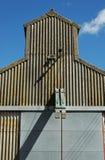 Landwirtschaftliches Gebäude stockfoto