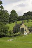 Landwirtschaftliches Häuschen Stockfotografie