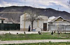Landwirtschaftliches Haus Lizenzfreie Stockfotografie