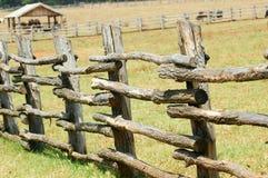 Landwirtschaftliches szenisches Lizenzfreie Stockfotos