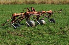 Landwirtschaftmaschinerie 3 Stockfotografie