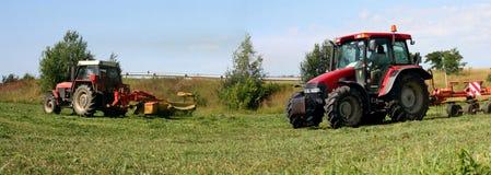 Landwirtschaftsarbeiten Lizenzfreies Stockbild