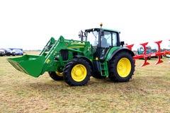 Landwirtschaftserscheinen Barzkowice 2009 - John-Rotwild Lizenzfreie Stockfotos