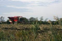 Landwirtschaftsmaschinen Lizenzfreie Stockfotos