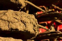 Landwirtschaftsmaschinerie Lizenzfreies Stockfoto