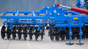Landwirtschaftsmaschinerie Lizenzfreies Stockbild