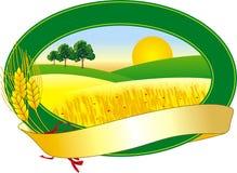 Landwirtschaftszeichen Lizenzfreies Stockfoto
