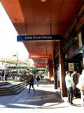 Lane Cone Centre in North Sydney Stock Photography