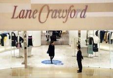 Lane crawford shop Stock Photos