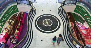 Lane crawford at times square, hong kong Stock Photos