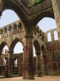 Lanercost Abbey. Ruins of Lanercost Abbey in Cumbria, England Royalty Free Stock Photos
