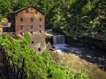 Lanerman's Mill Stock Photo