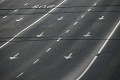 Lanes Stock Images