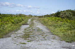 Laneway dans Listowel, Co Kerry, Irlande Image stock