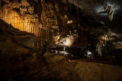 Lang Cave Royalty Free Stock Photography