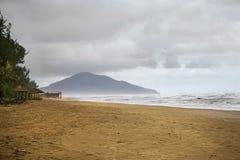 Lang Co beach Royalty Free Stock Photos