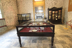 Lang khai dinh tomb in Hue, Vietnam Royalty Free Stock Photos