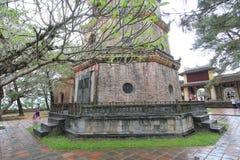 Lang khai dinh tomb in Hue, Vietnam Stock Images