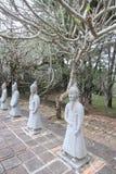 Lang khai dinh tomb in Hue, Vietnam Royalty Free Stock Image