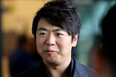 LANG LANG Royalty Free Stock Images