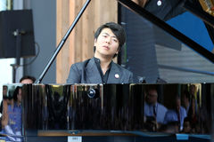 LANG LANG Royalty Free Stock Photos