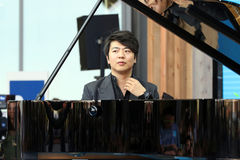 LANG LANG Royalty Free Stock Photo