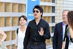 LANG LANG Royalty Free Stock Photo