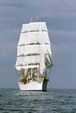 Lang schip stock fotografie