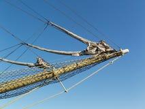 Lang schip Stock Foto