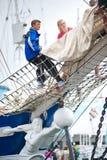 Lang Schip Concordia Stock Fotografie