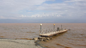 Langano Lake, Ethiopia, Africa Royalty Free Stock Photography